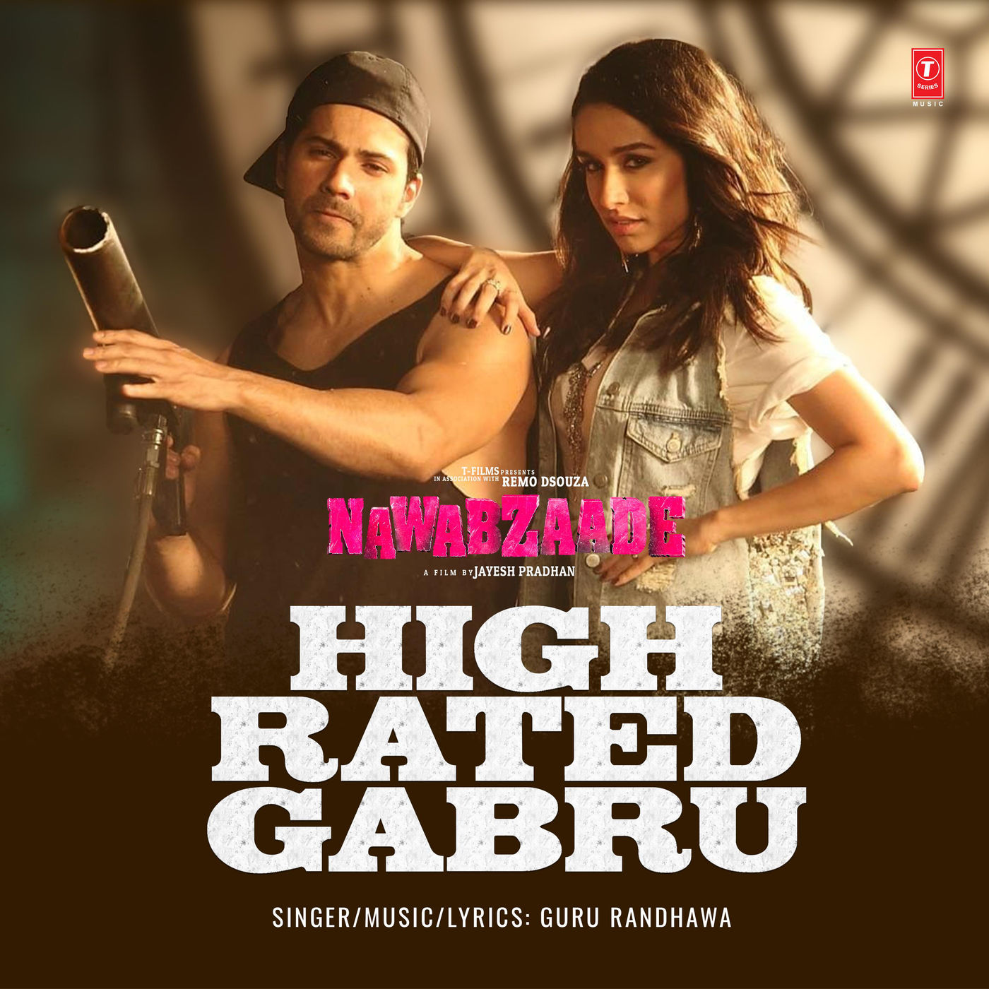 "Guru Randhawa – High Rated Gabru (From ""Nawabzaade"") – Single [iTunes Match M4A] 