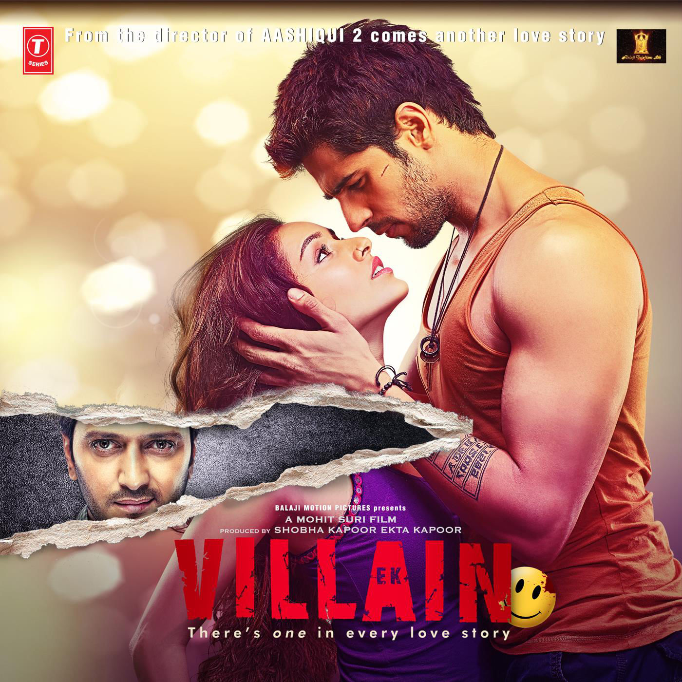 Ankit Tiwari, Mithoon, Rabbi Ahmed & Adnan Dhool – Ek Villain (Original Motion Picture Soundtrack) [iTunes Plus M4A] | iplusall.4fullz.com