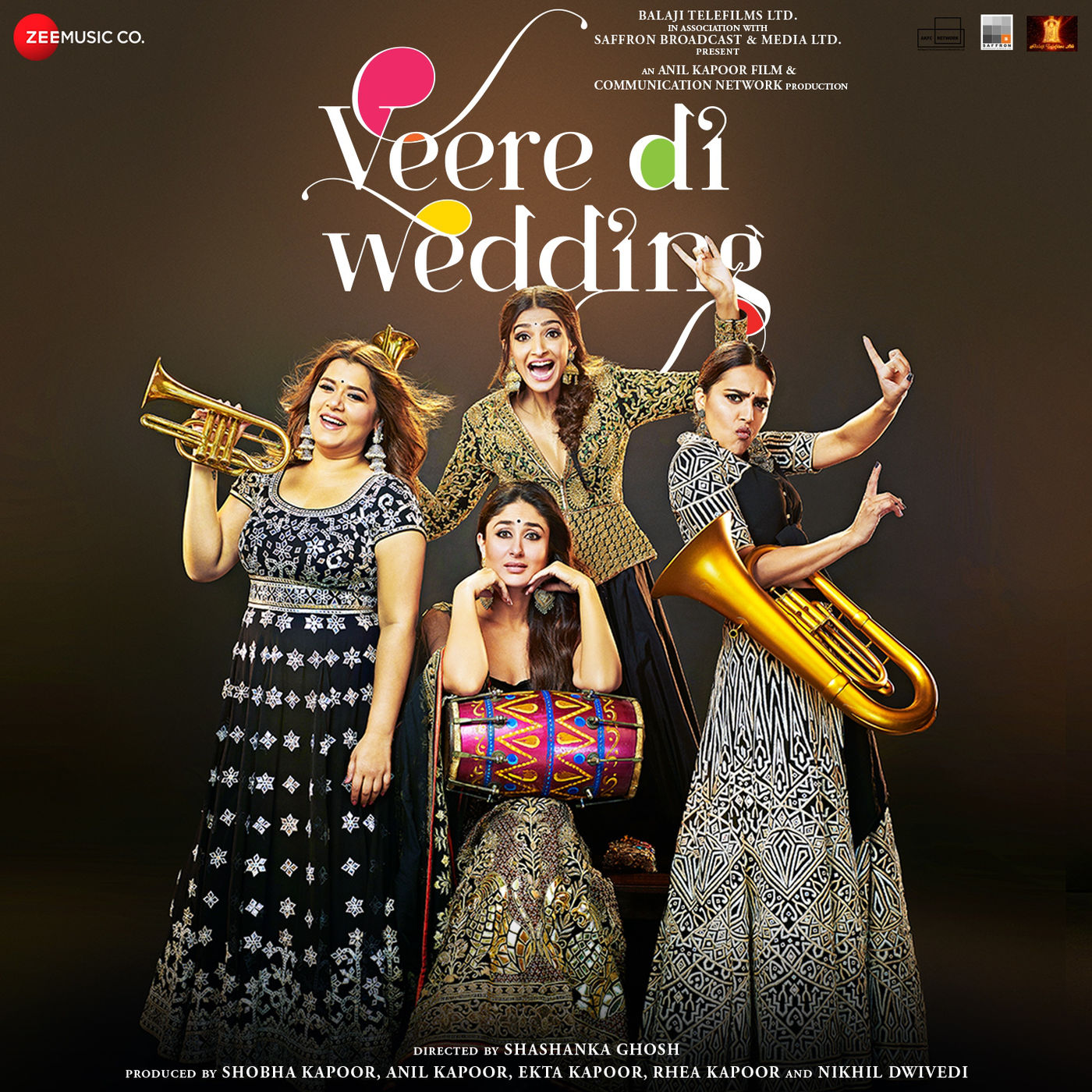 Shashwat Sachdev, White Noise, Vishal Mishra & Qaran – Veere Di Wedding (Original Motion Picture Soundtrack) [iTunes Match M4A] | iplusall.4fullz.com