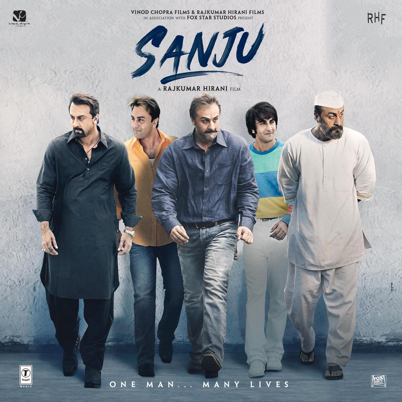 Rohan-Rohan, Vikram Montrose & A. R. Rahman – Sanju (Original Motion Picture Soundtrack) – EP [iTunes Match M4A] | iplusall.4fullz.com